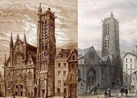 Tour saint jacques paris guide et histoire de la tour st jacques de paris - Tour saint jacques visite ...