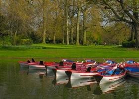 barques du bois de vincennes paris