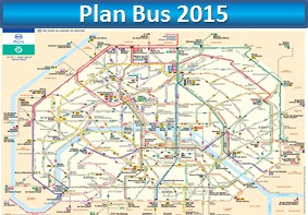 plan bus paris 2015